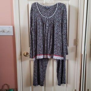Pajamas Set Lounge Sleepwear
